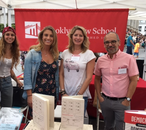 BLS at Brooklyn Book Festival